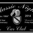 Visit the Classic Nights Car Club